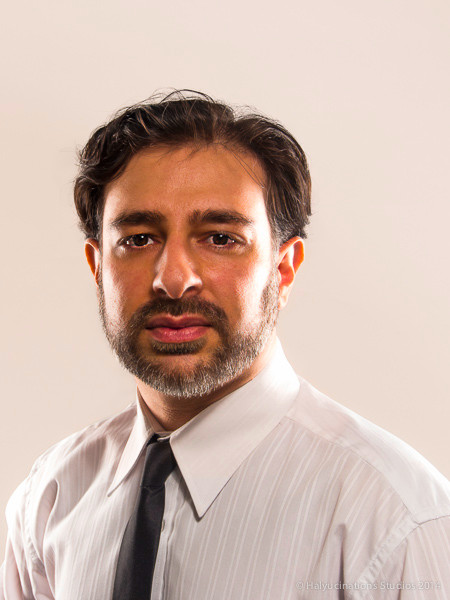 Fahad, Corporate Executive headshot