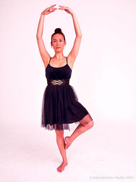 Rebecca the Black Swan Ballerina