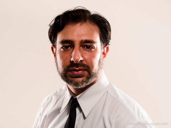 Fahad, Corporate Executive headshot