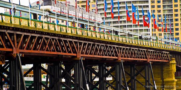 Bridging Harbour