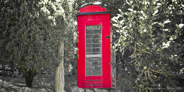 Last of the Red TeleBoxes