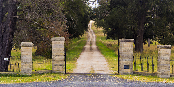 Aussie Country paths