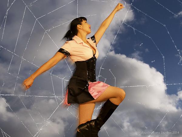 Flying Goth
