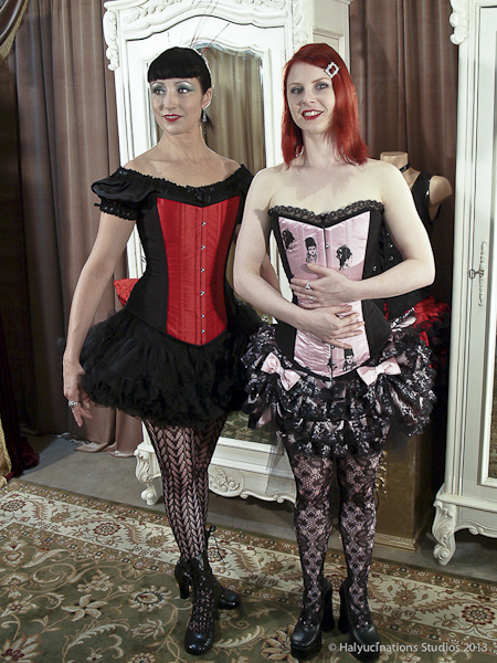 Corsets and tutus