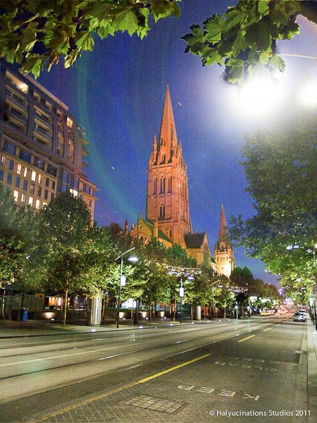 9pm Swanson St, Melbourne