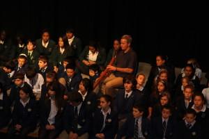Masada School Recital