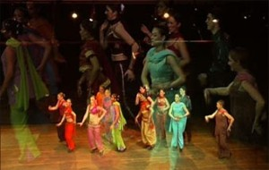 Bollywood Tap Dance